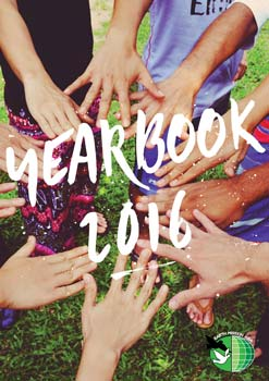Yearbook Cover 2016